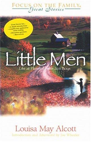 Little Men: Life at Plumfield With Jo's: Alcott, Louisa May;