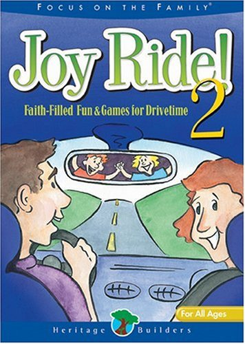 9781561798001: Joy Ride 2: Faith-Filled Fun & Games for Drivetime (Heritage Builders (Tyndale))