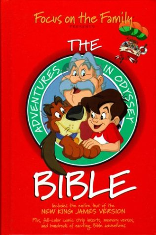 9781561798506: Adventures in Odyssey Bible- Nkjv: Includes the Entire Text of the New King James Version