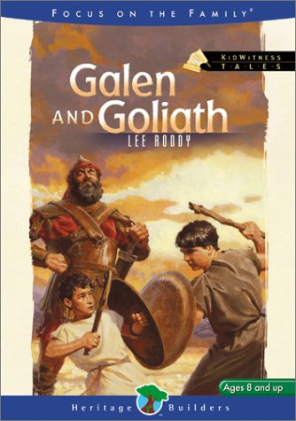 Galen and Goliath (Kidwitness Tales #5): Roddy, Lee