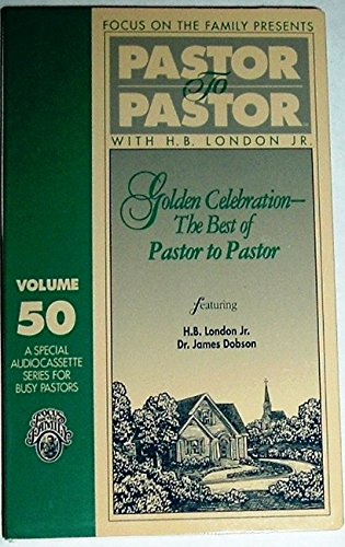PASTOR TO PASTOR (AUDIOCASSETTE): Focus on the