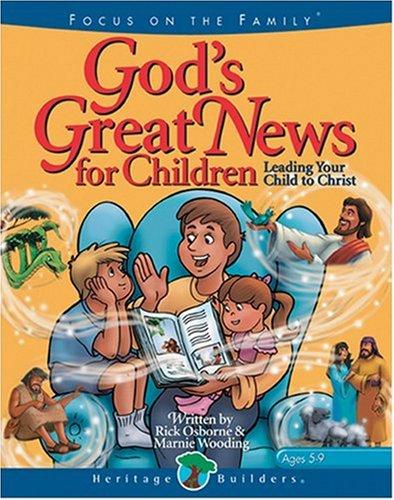 God's Great News for Children: Leading your: Lightwave