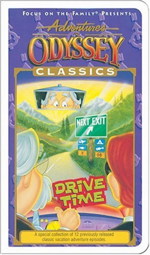 9781561799763: Drive Time! (Adventures in Odyssey Classics)