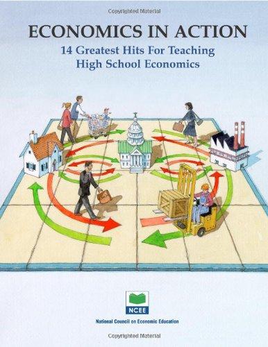 9781561830862: Economics in Action: 14 Greatest Hits for Teaching High School Economics