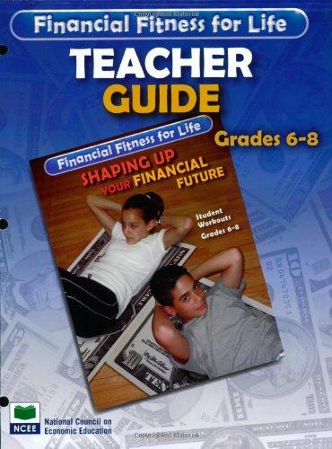 9781561835447 financial fitness for life teacher guide grades 6 8 rh abebooks com Financial Fitness Signs financial fitness for life teacher guide 6-8
