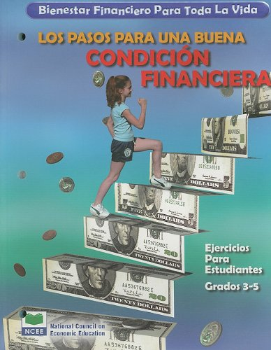 9781561835621: Financial Fitness for Life: Steps to Financial Fitness - Grades 3-5 - Student Workouts (Spanish) (Spanish Edition)