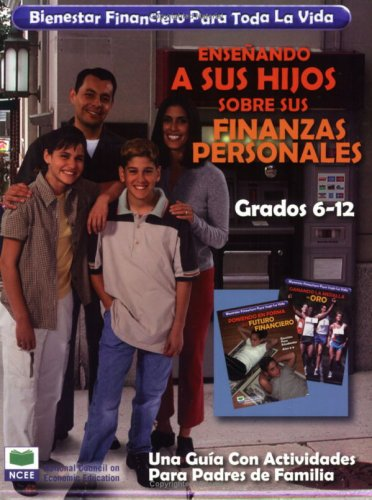 9781561835652: Financial Fitness for Life: Parent's Guide Grades 6-12 (Spanish) (Spanish Edition)