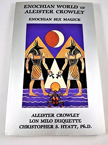 You have Aleister crowley sex magick