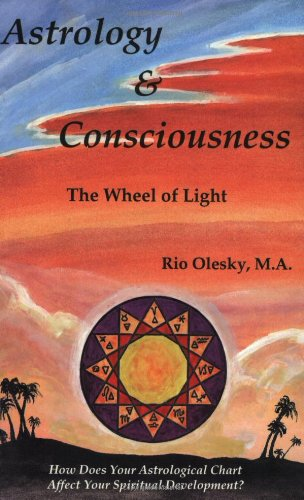 9781561841233: Astrology and Consciousness: The Wheel of Light