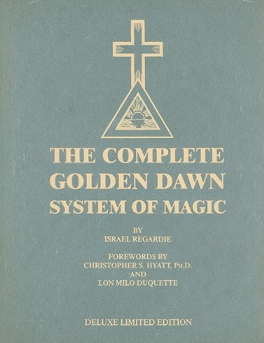 9781561841547: Complete Golden Dawn System of Magic