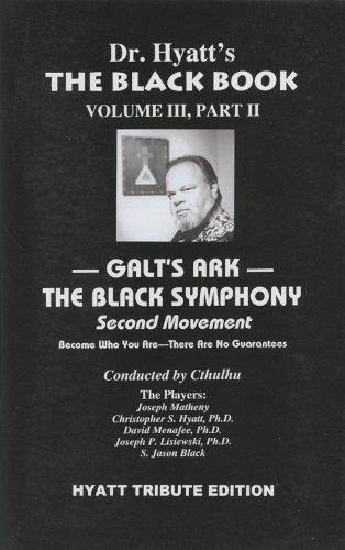 The Black Book volume III-part II - Christopher S. Hyatt