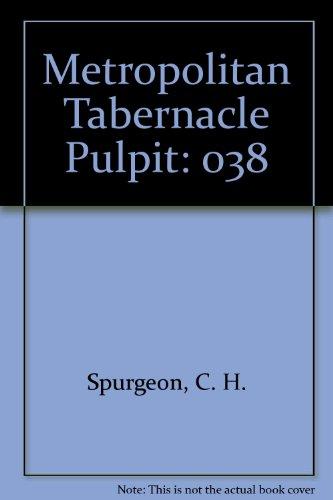 9781561860388: Metropolitan Tabernacle Pulpit