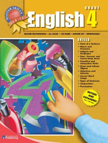 9781561890248: English, Grade 4 (Master Skills)