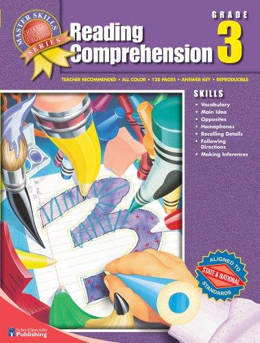Master Skills Series: Reading Comprehension Grade 3: School Specialty Publishing