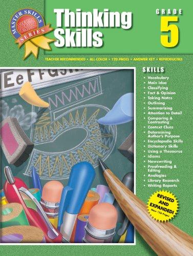 9781561890552: Thinking Skills (Master Skills) Grade 5