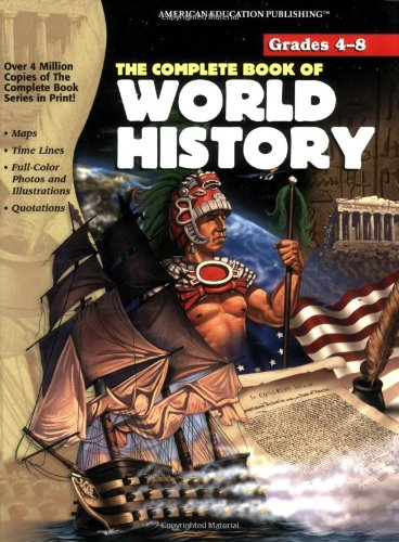 The Complete Book of World History (Complete: School Specialty Publishing