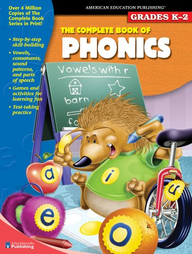 The Complete Book of Phonics: School Specialty Publishing