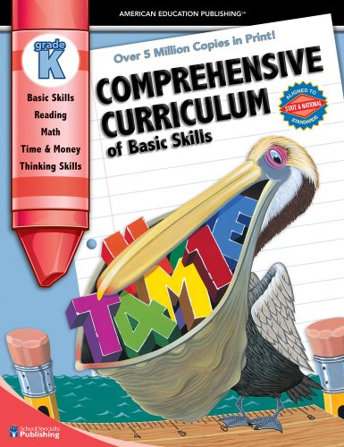 Comprehensive Curriculum of Basic Skills, Kindergarten: School Specialty Publishing