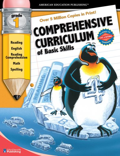 Comprehensive Curriculum of Basic Skills: Grade 1: School Specialty Publishing