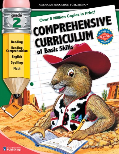 Comprehensive Curriculum of Basic Skills, Grade 2: School Specialty Publishing