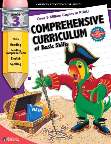 Comprehensive Curriculum of Basic Skills Grade 3: School Specialty Publishing