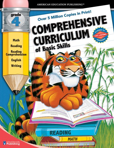 Comprehensive Curriculum of Basic Skills: Grade 4: School Specialty Publishing