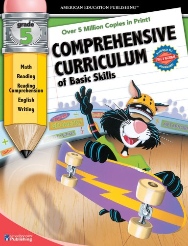 Comprehensive Curriculum of Basic Skills, Grade 5: American Education Publishing