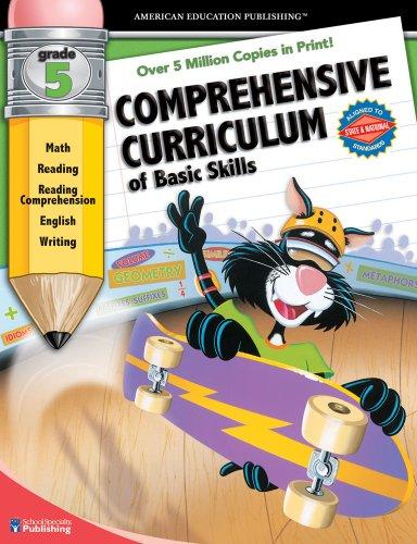 9781561893720: Comprehensive Curriculum of Basic Skills, Grade 5