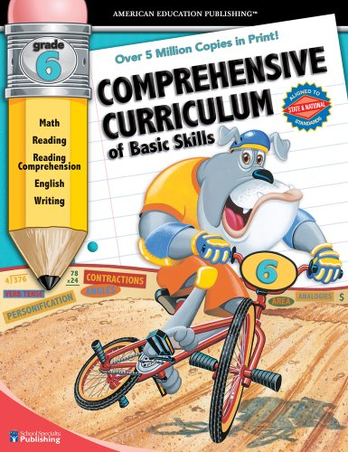 Comprehensive Curriculum of Basic Skills, Grade 6: Pat Nye