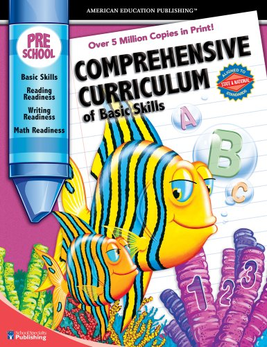 Comprehensive Curriculum of Basic Skills, Preschool: School Specialty Publishing