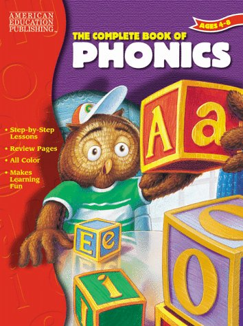 The Complete Book of Phonics, Ages 4-8