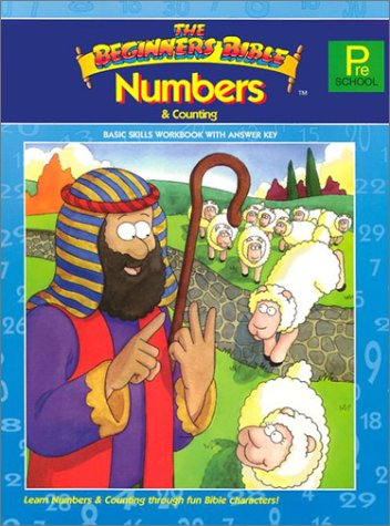 Numbers: & Counting (Beginners Bible): American Education Publishing