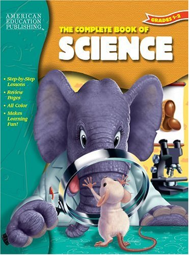 9781561895014: The Complete Book of Science, Grades 1-2 (The Complete Book Series)