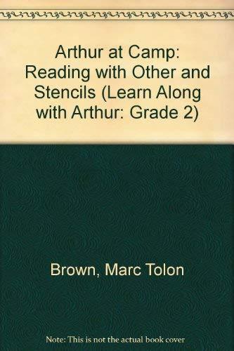 9781561895205: Learn Along With Arthur- Arthur's Outdoor Adventure (Grade Two Reading )