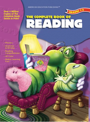 9781561895847: The Complete Book of Reading, Grades 1 - 2 (Complete Books)