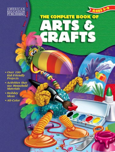 9781561895861: The Complete Book of Arts and Crafts, Grades K - 4 (Complete Books)