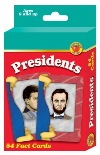 9781561896868: U.S. Presidents Fact Cards (Brighter Child Fact Cards)