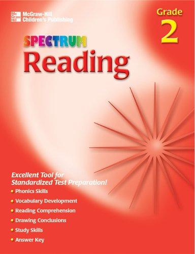 9781561899128: Spectrum Reading, Grade 2 (McGraw-Hill Learning Materials Spectrum)