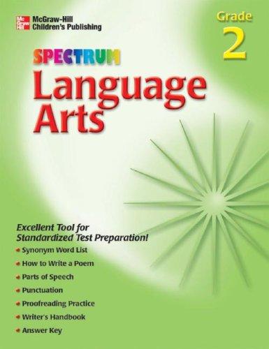 9781561899524: Spectrum Language Arts, Grade 2 (Spectrum (McGraw-Hill))