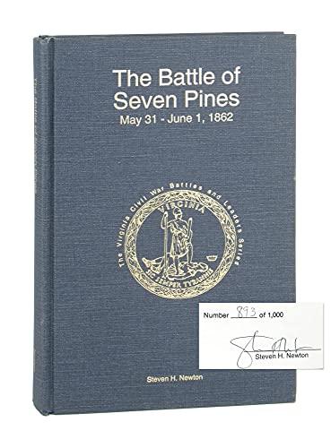 9781561900480: The Battle of Seven Pines, May 31-June 1, 1862 (Virginia Civil War Battles & Leaders)