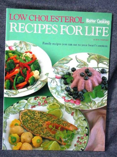 9781561970124: Low Cholesterol Recipes for Life