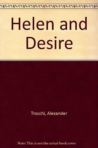 9781562010881: Helen and Desire