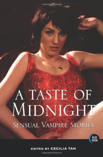 9781562014902: A Taste of Midnight: Sensual Vampire Stories