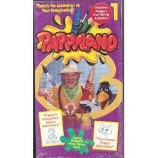 9781562023317: Pappyland 1 [VHS]