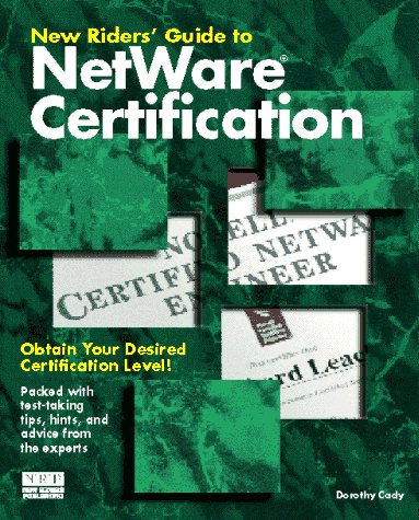 9781562053116: New Riders' Guide to Netware Certification