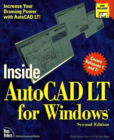 9781562053611: Inside Autocad Lt for Windows/Book and Disk