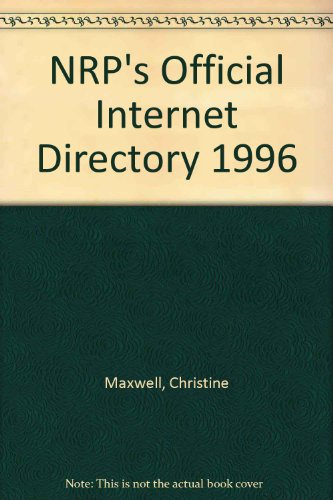 Nr Official Internet Directory: Christine Maxwell