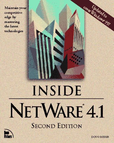 9781562055349: Inside Netware 4.1 (Inside Series)