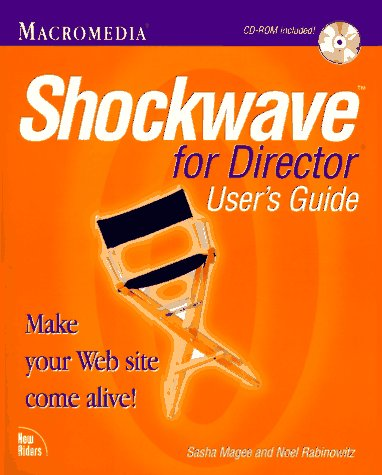 9781562055950: Macromedia Shockwave for Director: User's Guide
