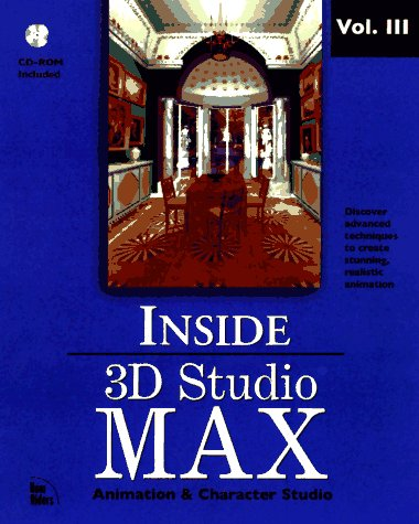 9781562056995: Inside 3d Studio Max: Animation